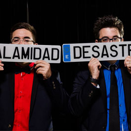CALAMIDAD Y DESASTRE